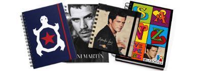 Customised Stationery: Diaries, notebooks, school diaries ...