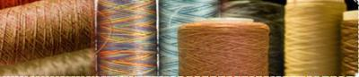 Fibres, ropes and spinning of cotton, sisal, hemp, esparto grass, raffia, polyethylene, nylon, poly, plastic.