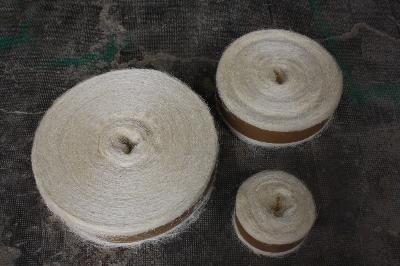 Sisal: vegetable fiber Transformed African 1st quality and very long white resistance