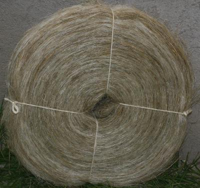 Sisal and esparto: Mixture of vegetable fibers Spanish and African origin intended for placing plaster plates