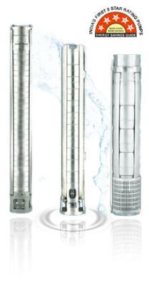 Submersible pumps and motors for wells 4
