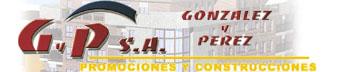 PROMOCIONES Y CONTRUCCIONES GONZÁLEZ Y PÉREZ, S.A.