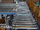 Project development, installation and automation equipment and machinery for handling containers, packaging and storage processes.