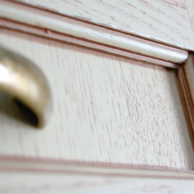 Semi-matt doors