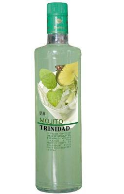Liquors and spirits: mojito