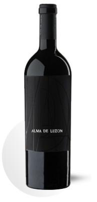 Alma de Luzón. Elaborated with 70% Monastrell 20% Cabernet Sauvignon 10% Syrah.