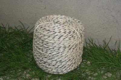 Cords: sisal rope mixed with wool for agricultural and packaging tanning