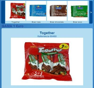 Together - Products 1 euro