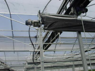 Equipment: watering, mesh antitrips, reservoir, thermic screen, etc.