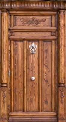 Wooden doors (exterior)