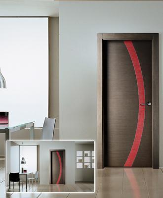 Wooden doors (interior)