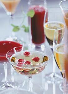 Soft drinks: emulsified flavours