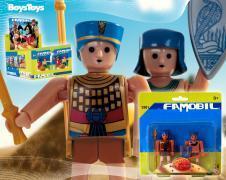 Juguetes para niños y de puericultura
