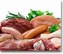 Carnes y despojos frescos y congelados