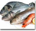 Pescados, moluscos y crustáceos frescos y congelados