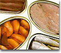 Preparados y conservados de pescado y marisco