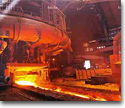 Maquinaria para acería y fundición metalúrgica