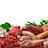 Carnes y despojos frescos