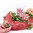 Carnes y despojos congelados