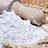 Harina de trigo blanca