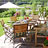 Mobiliario y complementos de jardin