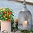 Articulos de complemento de decoracion de jardineria (macetas, jardineras, etc)