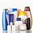 Otros productos para perfumeria, cosmetica y peluqueria