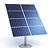 Producción de energía solar