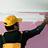 Aplicación pintura fachadas e interiores