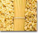 Flour and pasta (macaroni)