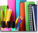 Stationery and desk and drawing accessories