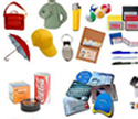 Advertising material and corporate gifts