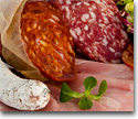 Charcuterie (cold meat-pork, fowl, etc)