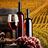 Organic wine bottling