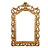 Glass and crystal-made decoration accessories (mirrors, etc)
