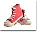 Vulcanised footwear (ladies)