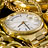 Watchmaking in gold