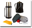 Camping and outdoors articles