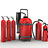 Fire-fighting materials