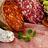 Charcuterie and pork butcher¿s shop