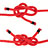 Reef knots