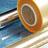 Polyethylene shrinking film