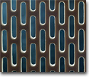 Plastics racks for construction