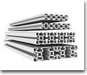 PVC slats and profiles