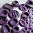 Rubber molds. Vulcanized rubber.