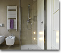 Bathtub and shower screens