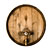 Oak barrels and casks for the wine industry