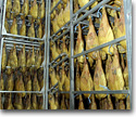 Manufacture of drying sheds for foodstuffs