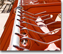 Implements and other equipment for the agricultural and livestock industry