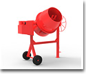 Mixers for the construction industry